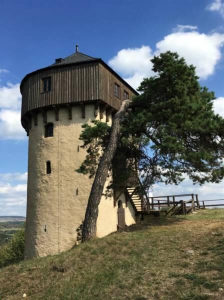 Ausflug Burg Hartenstein in Bochov