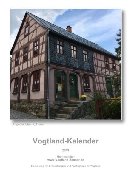 Vogtland Kalender 2019 - Ansicht