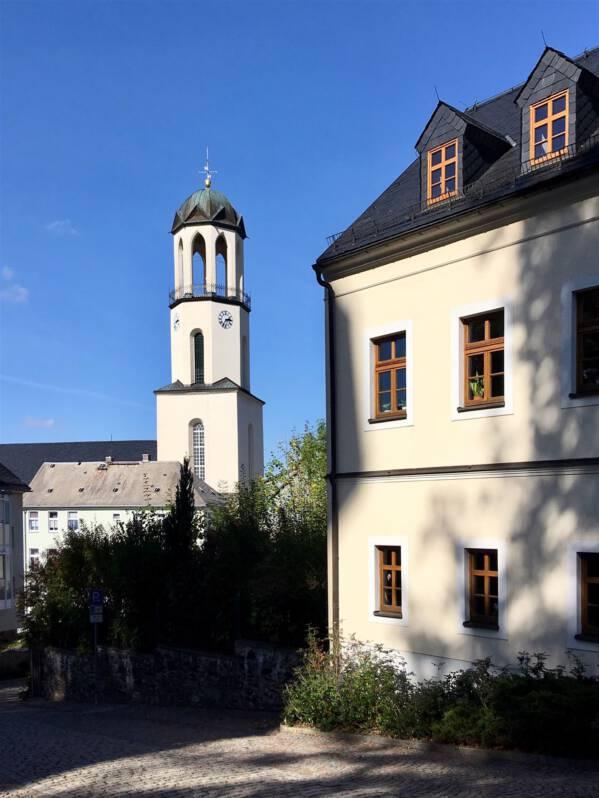 Ein Ausflug ins sächsische Auerbach