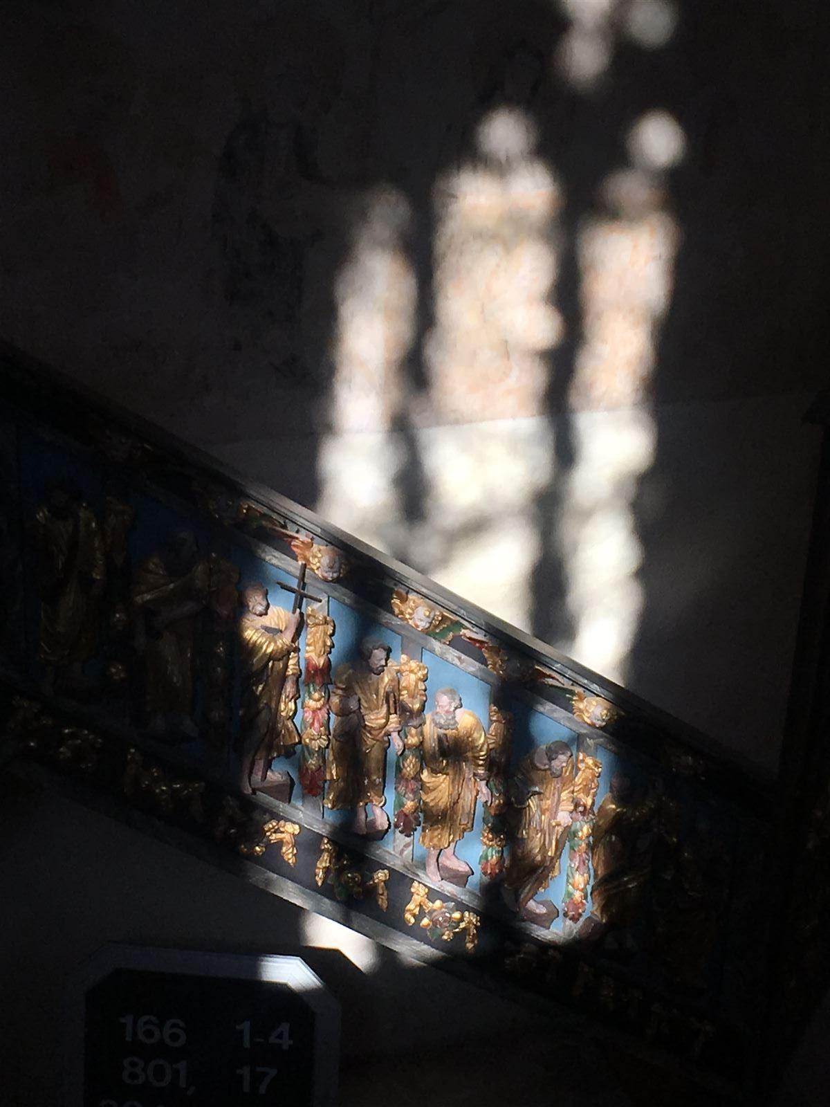 Die Dorfkirche in Pilgramsreuth - Fichtelgebirge - Bayern