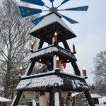 Ortspyramiden im Vogtland