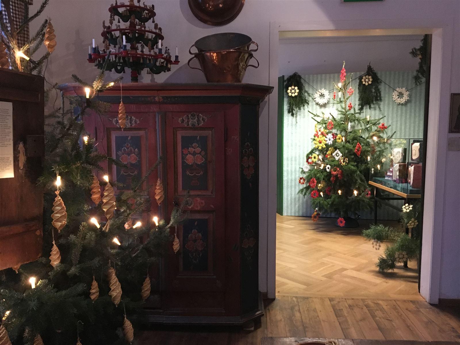 Ausflugstipp für Familien - Weihnachtsausstellung in Rodewisch / Sachsen / Vogtland