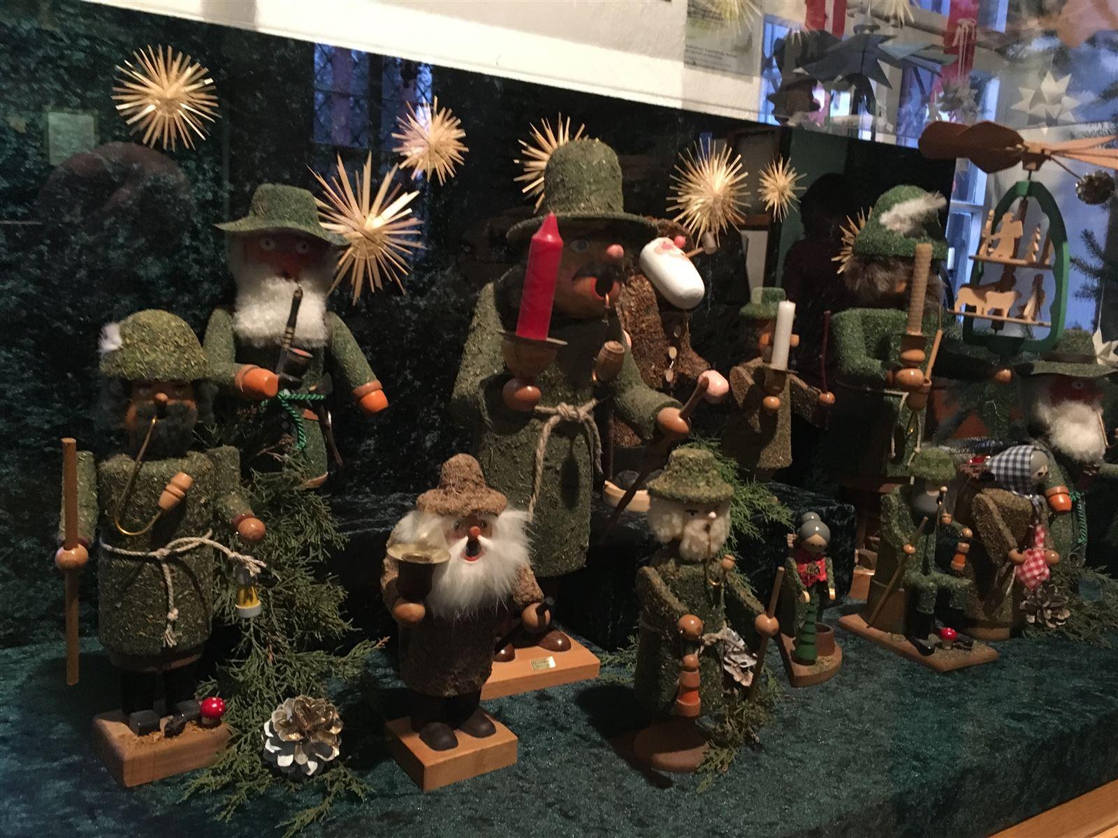 Ausflugstipp für Familien - Weihnachtsausstellung in Rodewisch / Sachsen / Vogtland - Moosmann