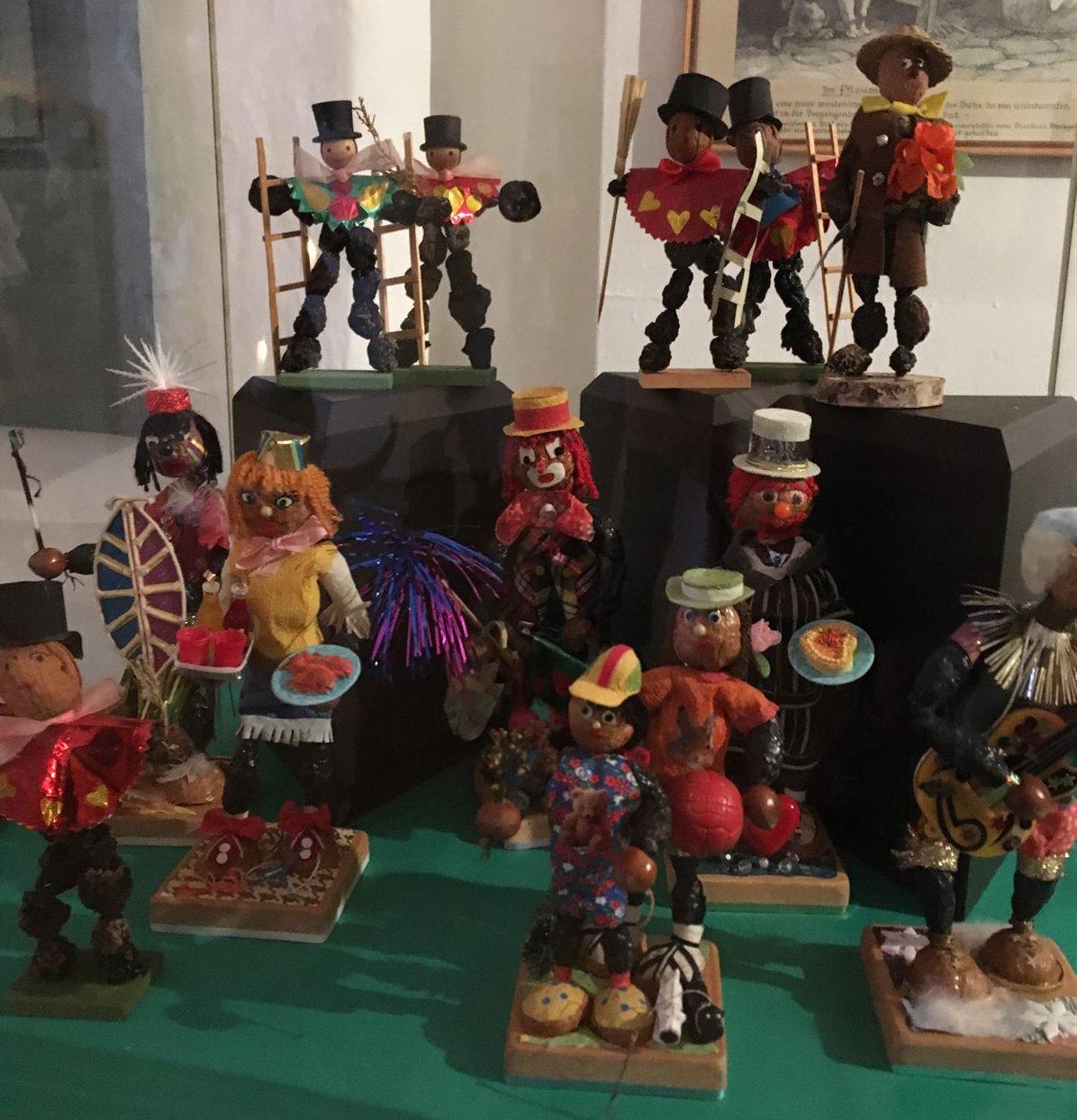 Ausflugstipp für Familien - Weihnachtsausstellung in Rodewisch / Sachsen / Vogtland- Pflaumentoffel