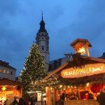 Der Weihnachtsmarkt in Gera – ein Märchenmarkt