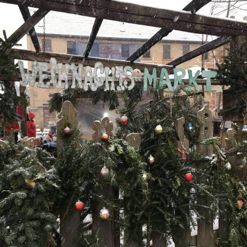 Zur Weihnachtszeit im Vogtland