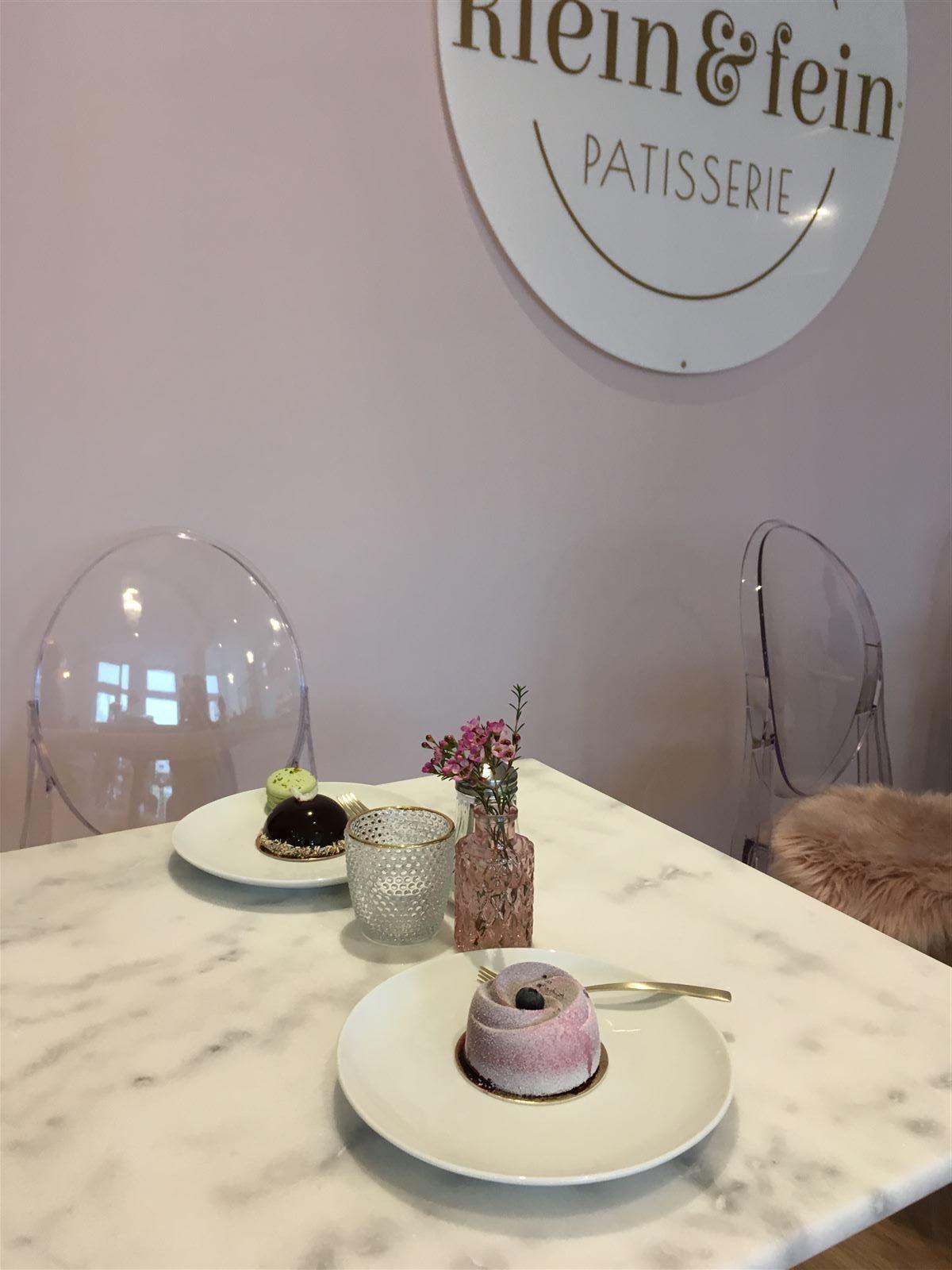 klein & fein - Patisserie und Café am Johanniskirchplatz in Plauen