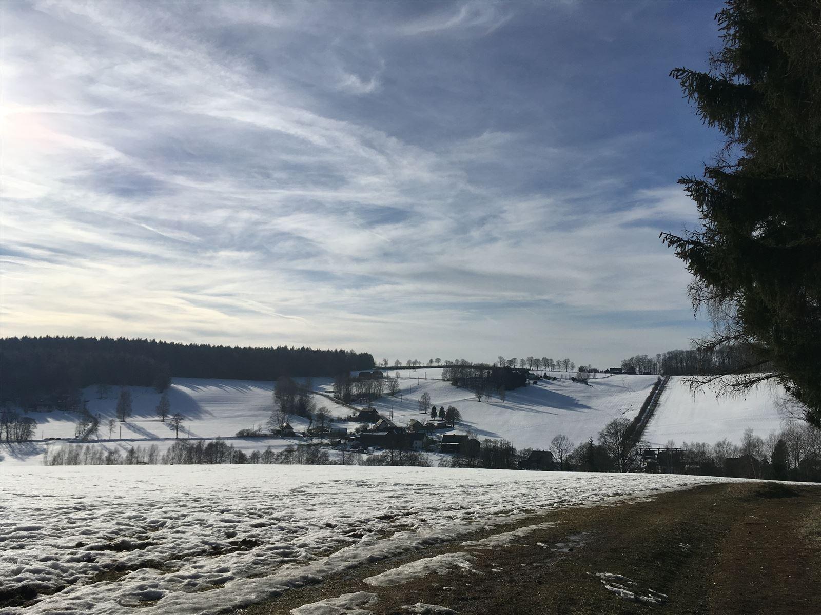 Hoher Stein - Wanderung / Vogtland / Sachsen / Tschechien