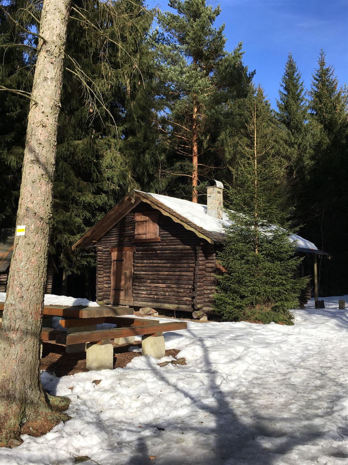 Hoher Stein - Wanderung / Vogtland / Sachsen / Tschechien - Lohe Hütte