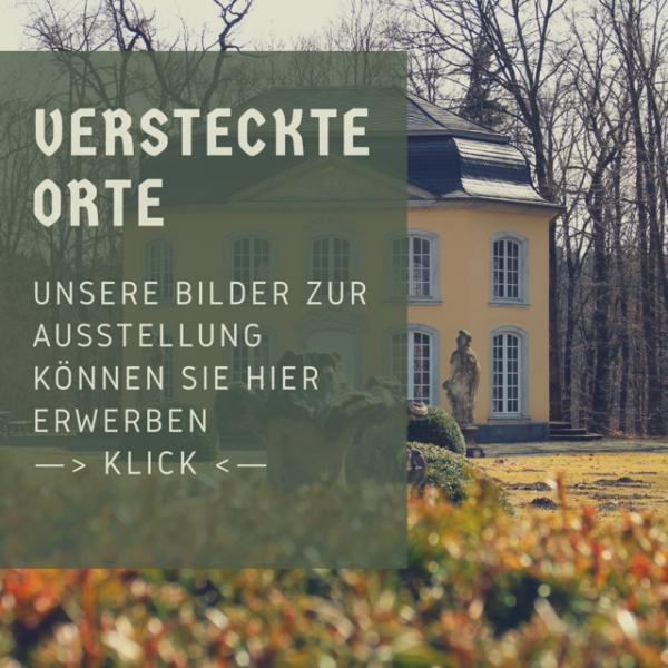 Versteckte Orte Burg Posterstein