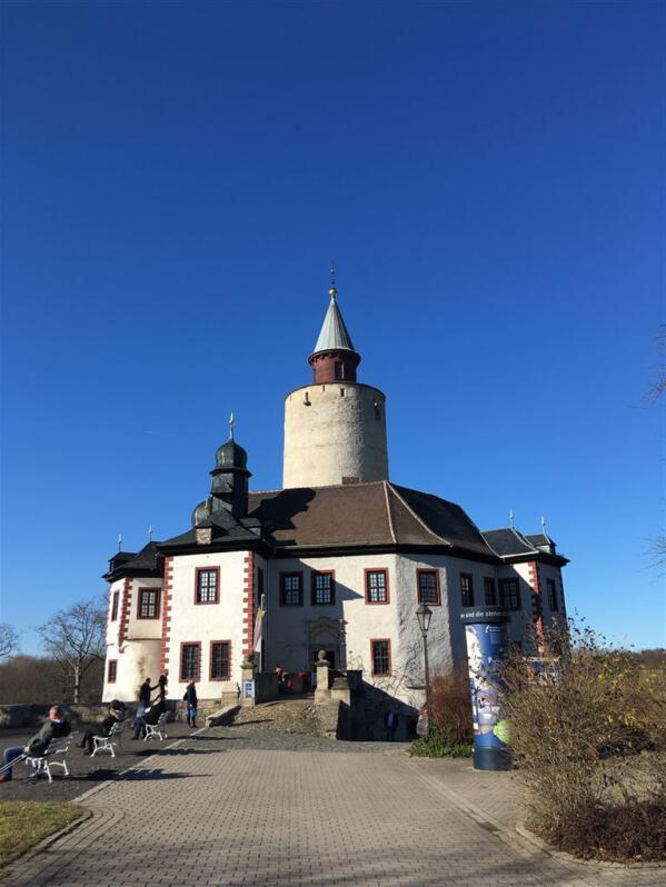 Burg Posterstein in Thüringen