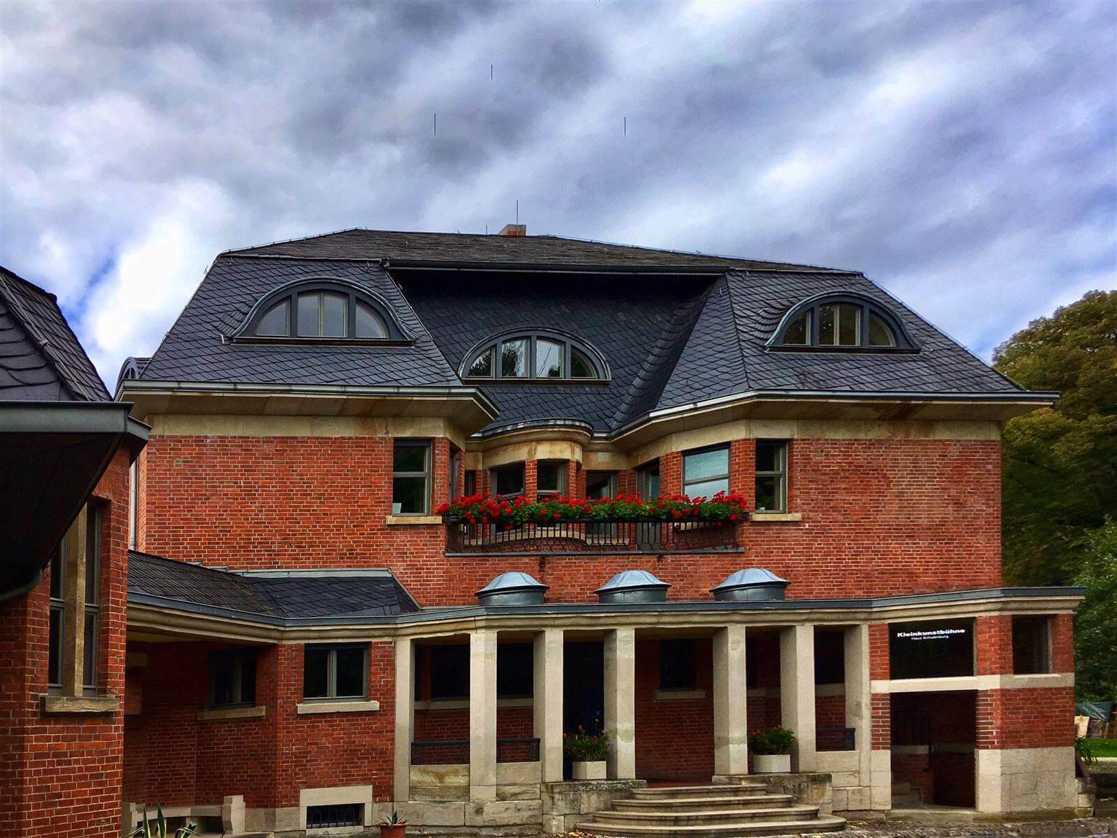 Haus Schulenburg von Ausflug - Haus Schulenburg Henry van de Velde in Gera