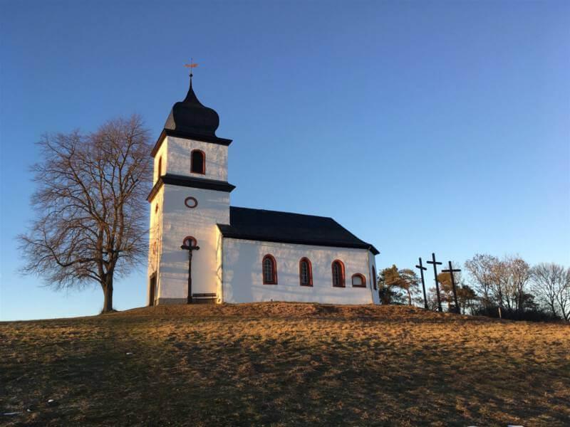Kapelle Santa Clara und das Rittergut – Unterwegs in Heinersgrün