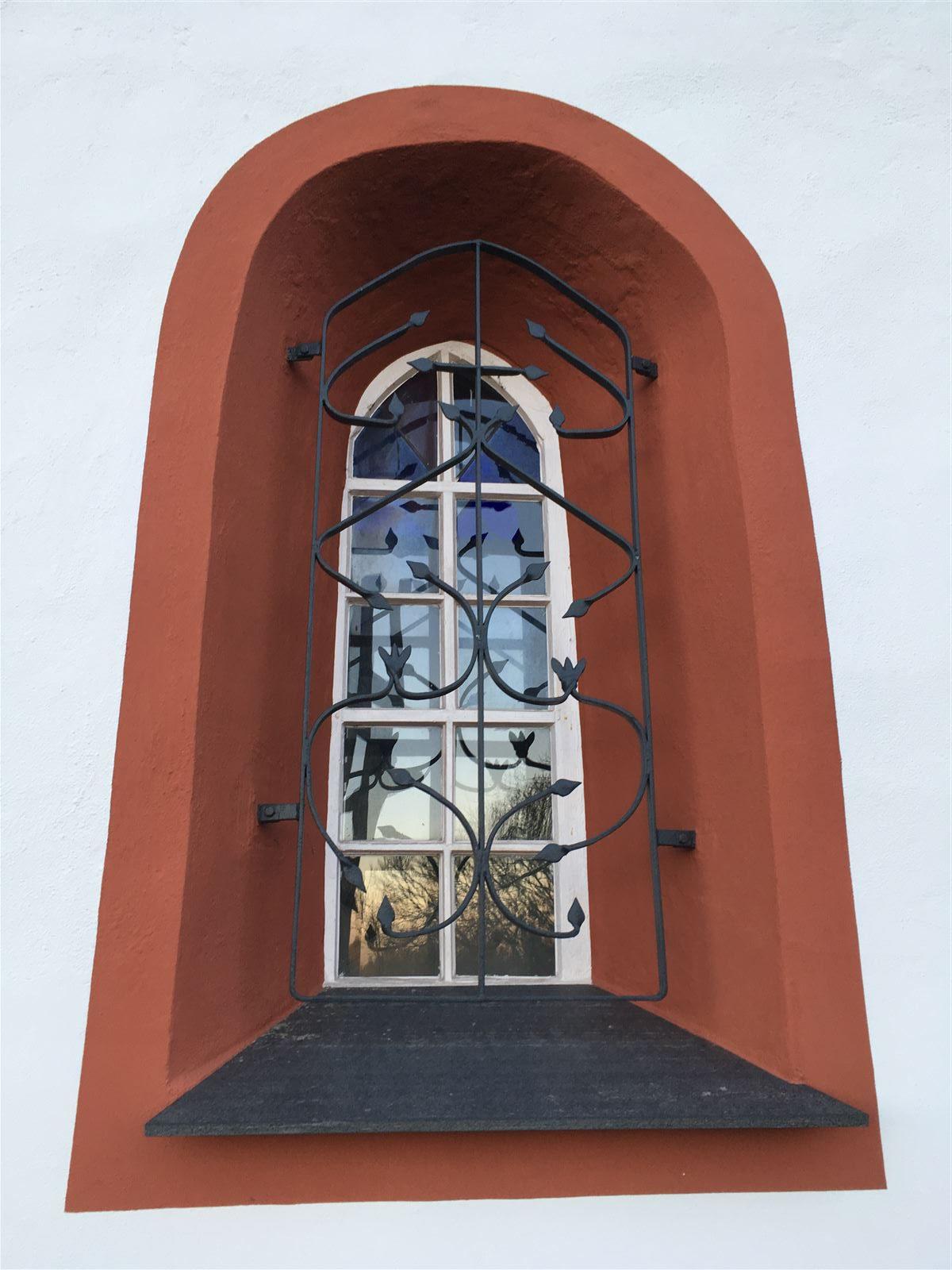idyllisch gelegen - die Kapelle in Heinersgrün