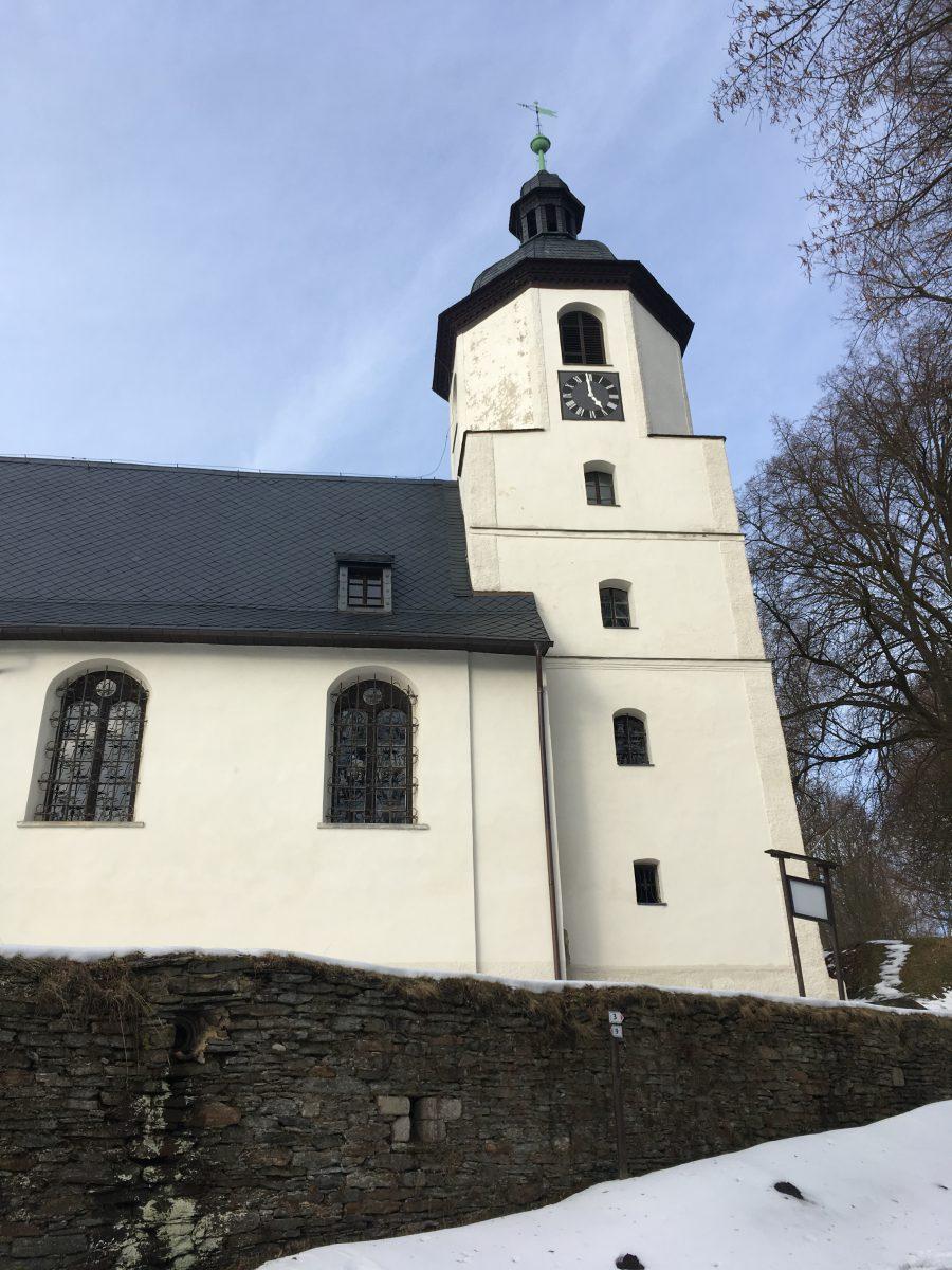 Kirche in Podhradi
