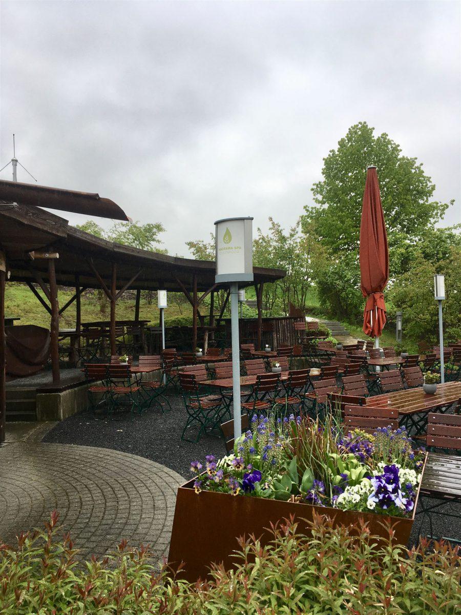 Zeulenroda - Bio-Seehotel - Bioergarten