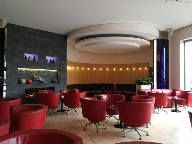 Panoramablicke im Bio-Seehotel Zeulenroda