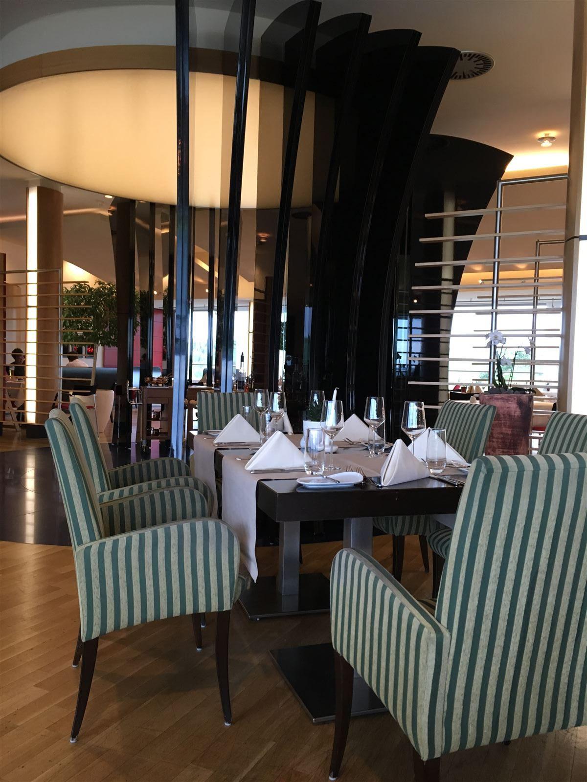 Zeulenroda - Bio-Seehotel - Restaurant
