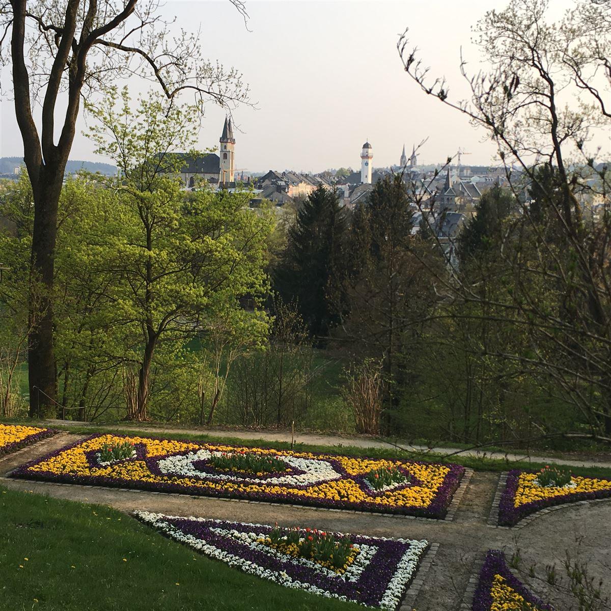 Ausflug zum Theresienstein in Hof