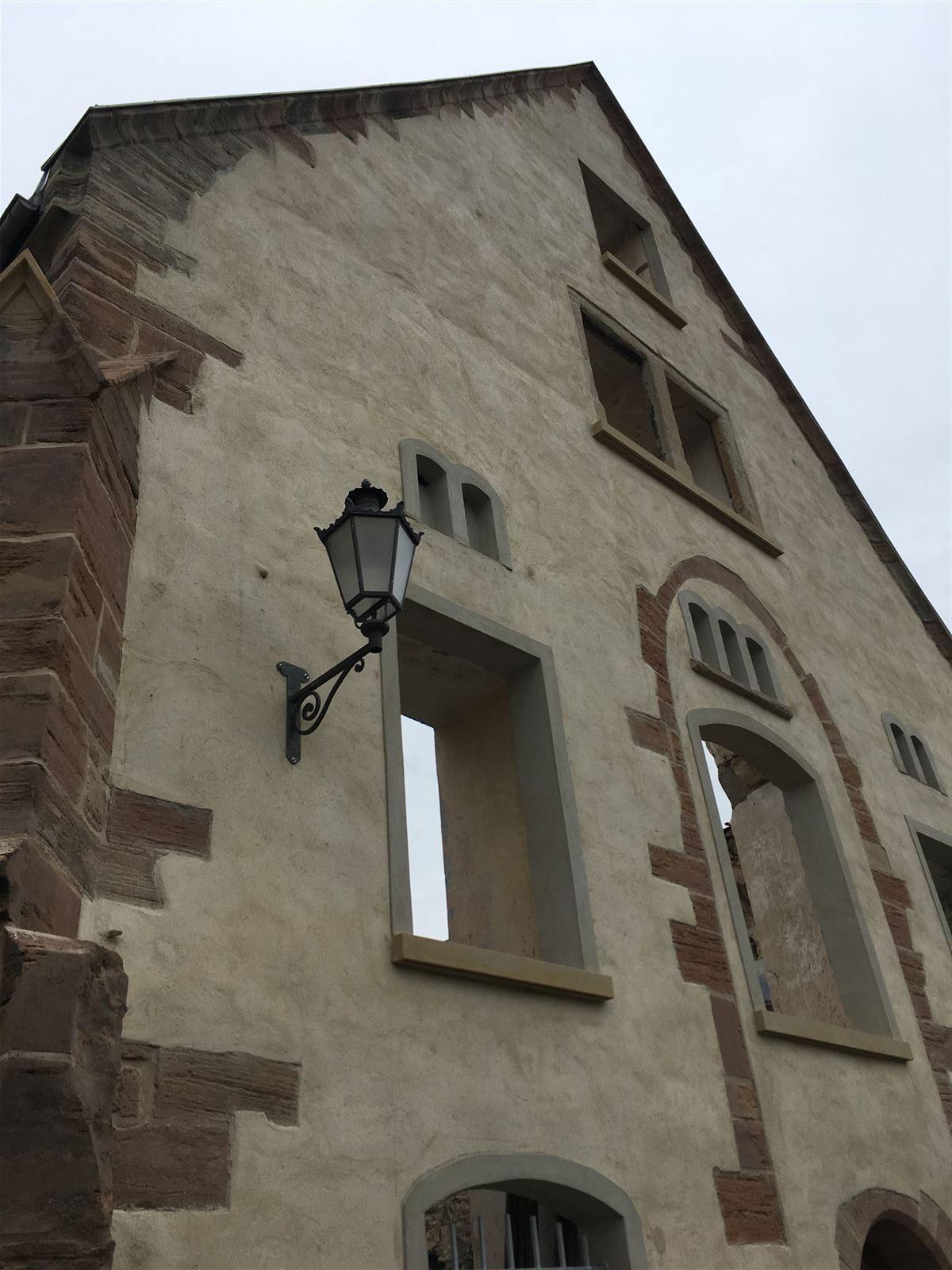 Stadtrundgang auf dem Kulturweg der Vögte durch Weida - Kornhaus