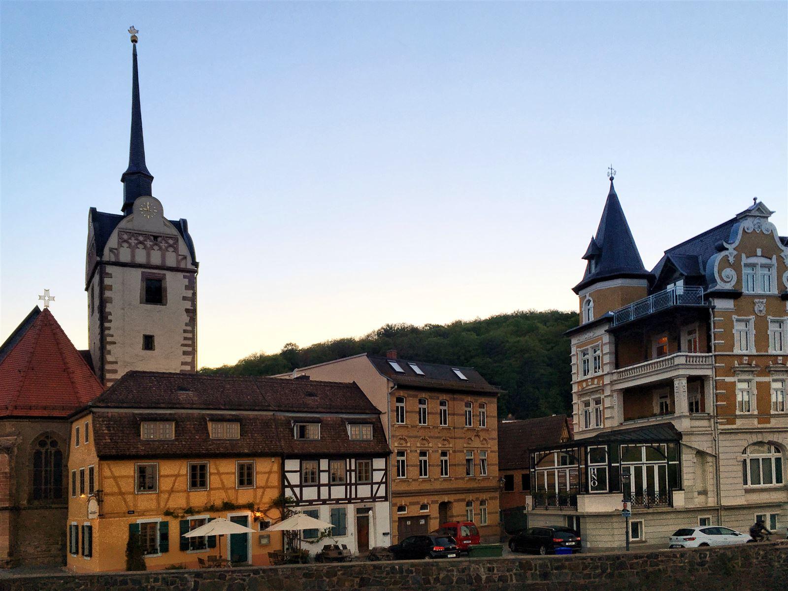 Thüringen - Gera Untermhaus - Ausflug / Spaziergang - Lummersches Backhaus