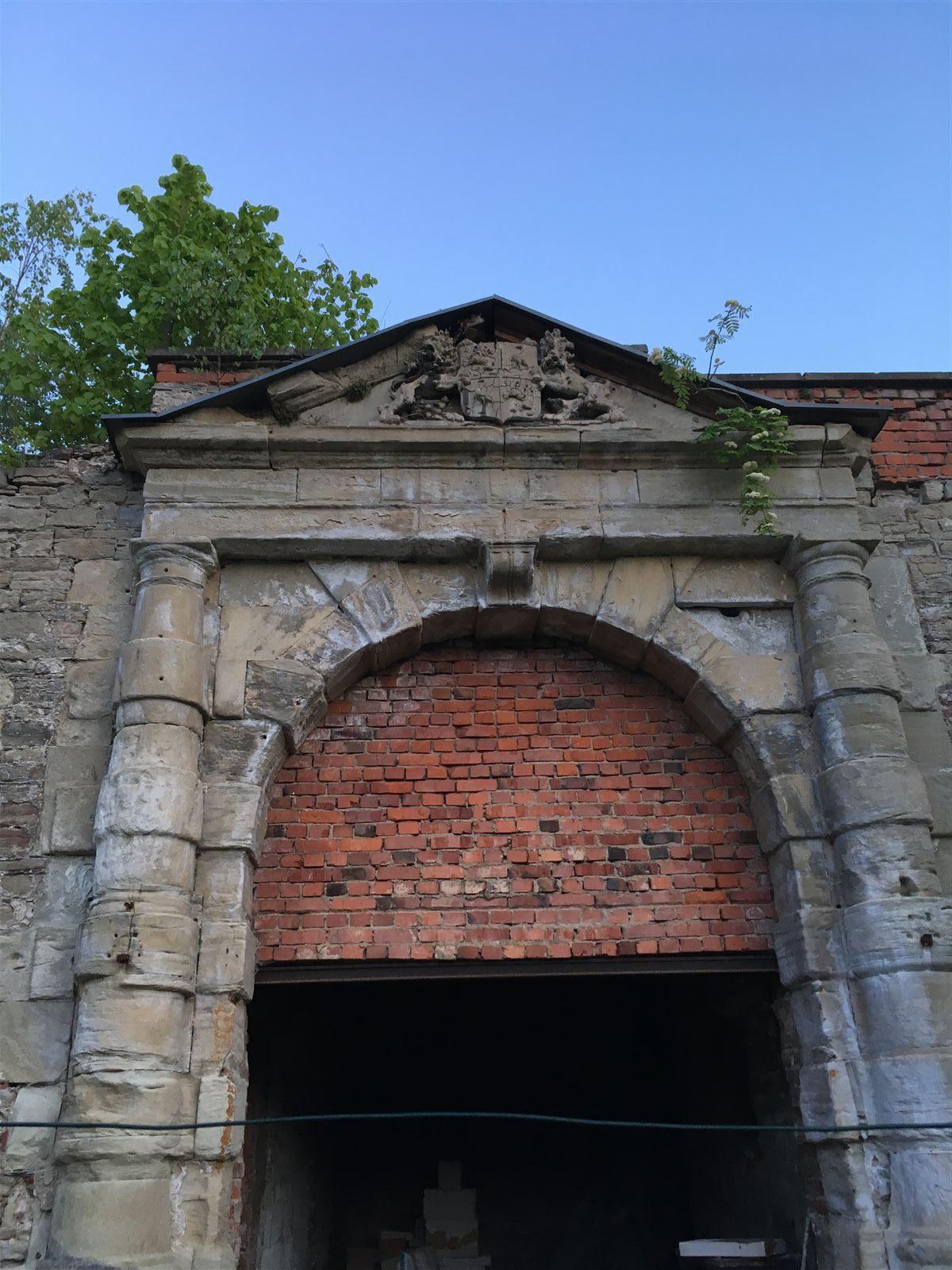 Ausflug - Spaziergang durch Gera Untermhaus - Schloss Osterstein