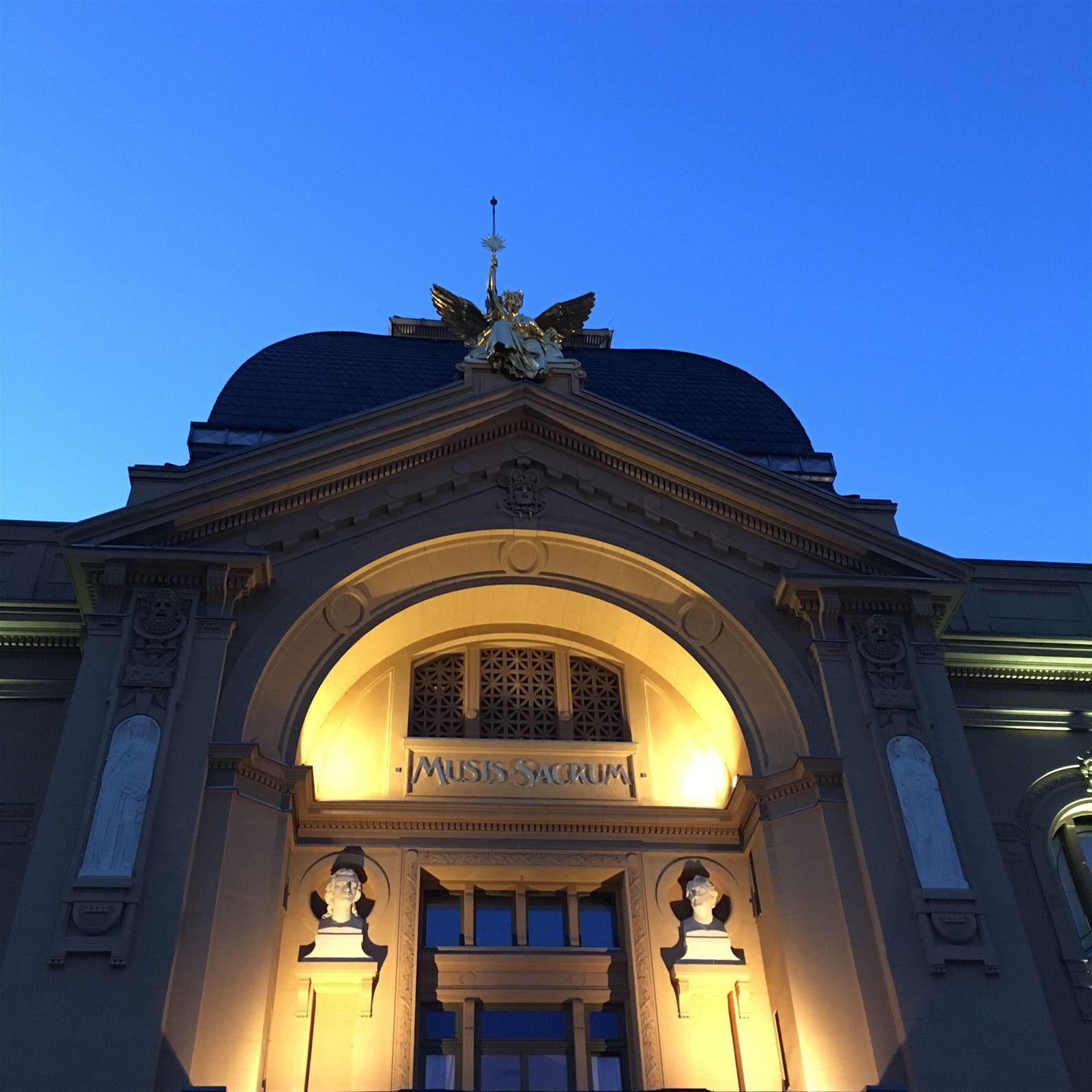 Thüringen - Gera Untermhaus - Ausflug / Spaziergang - Theater