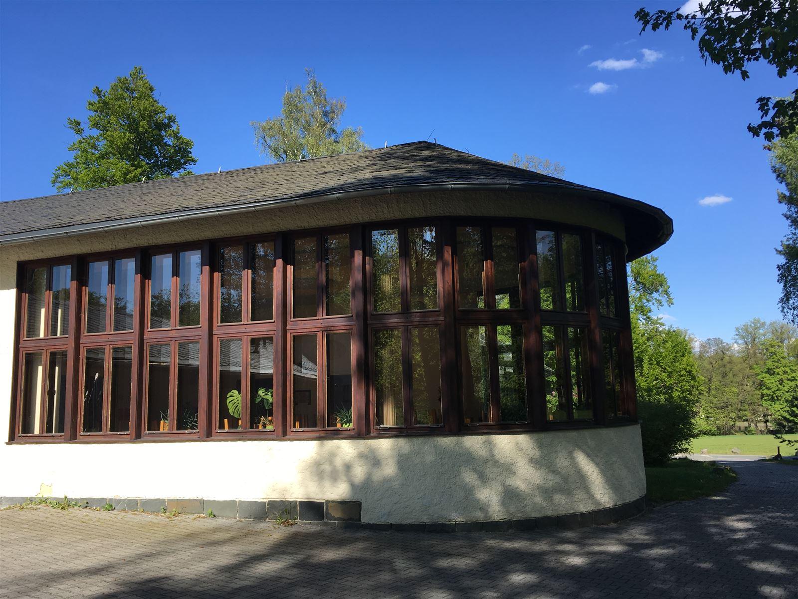 Ausflug: Landschaftspark Ebersdorf - Thüringen - nahe der Bleilochtalsperre - Schule