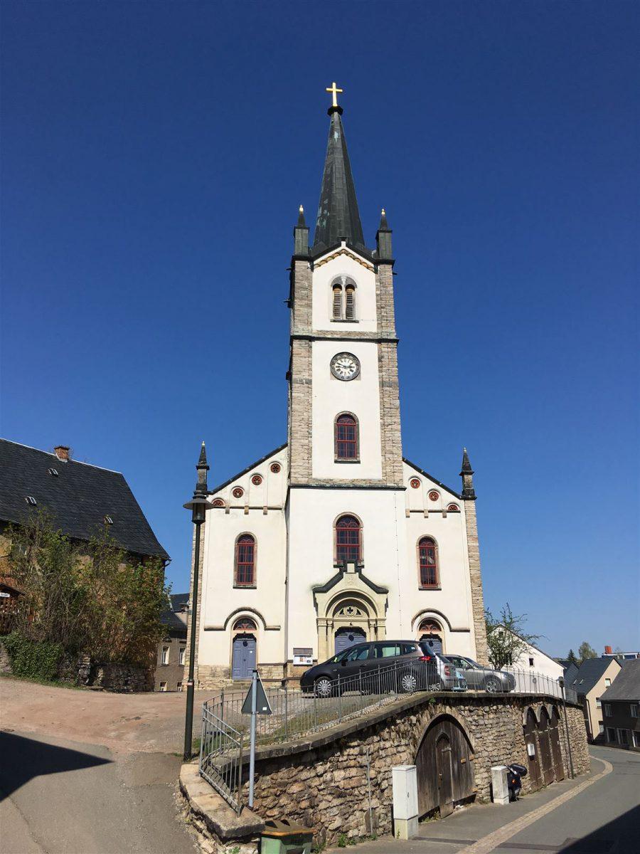 Kirche in Wildenfels