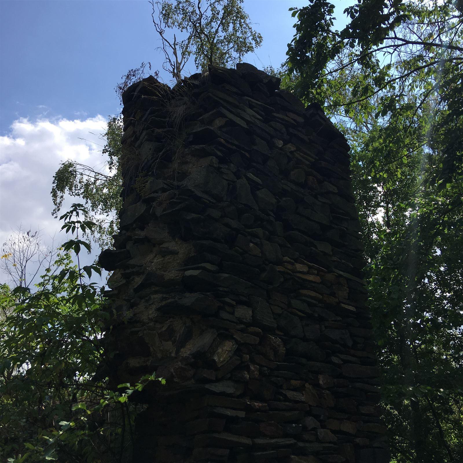 Ruine der Burg Sparnberg