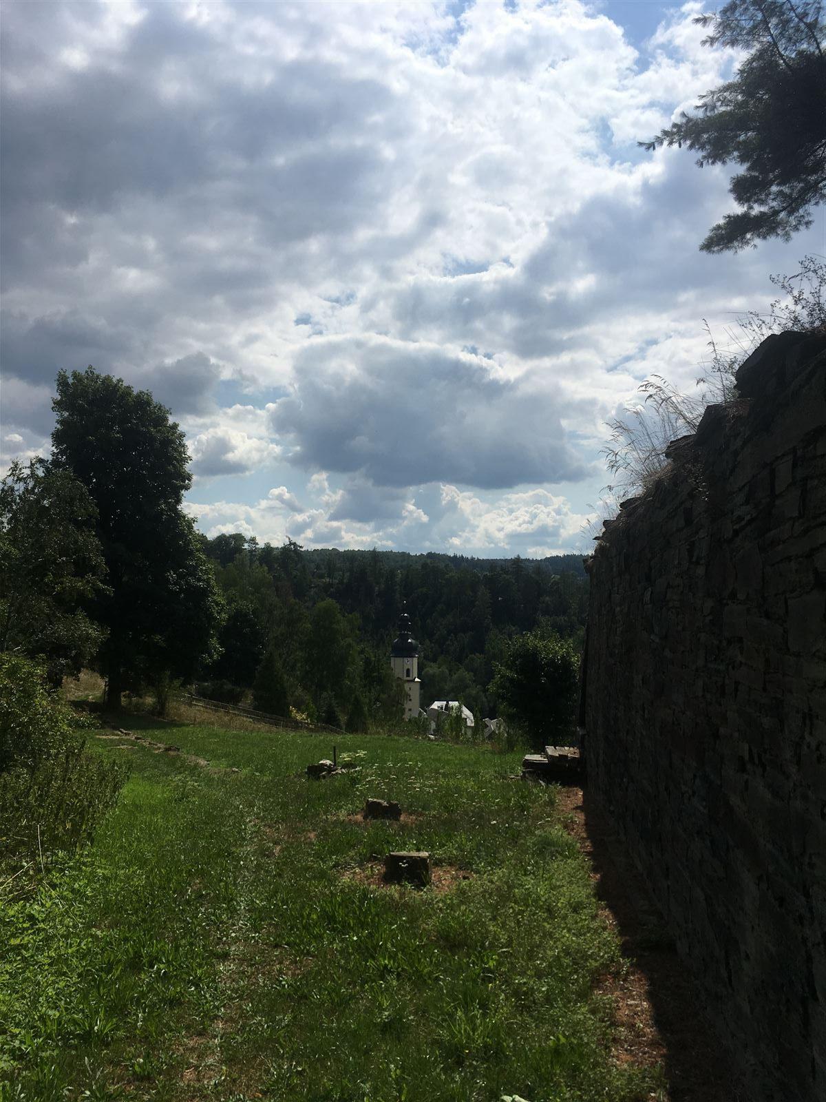 Unterwegs in Sparnberg