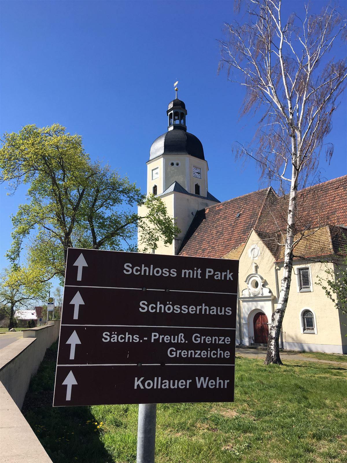 In Thallwitz