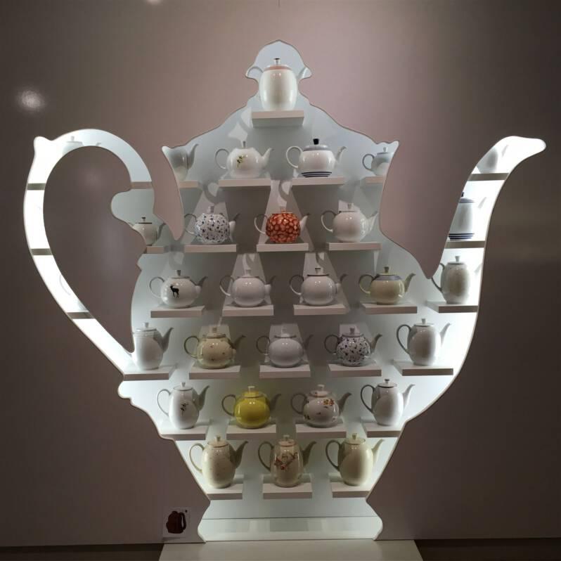 Das Porzellanikon – auf den Spuren des weißen Goldes im Museum in Selb und Hohenberg