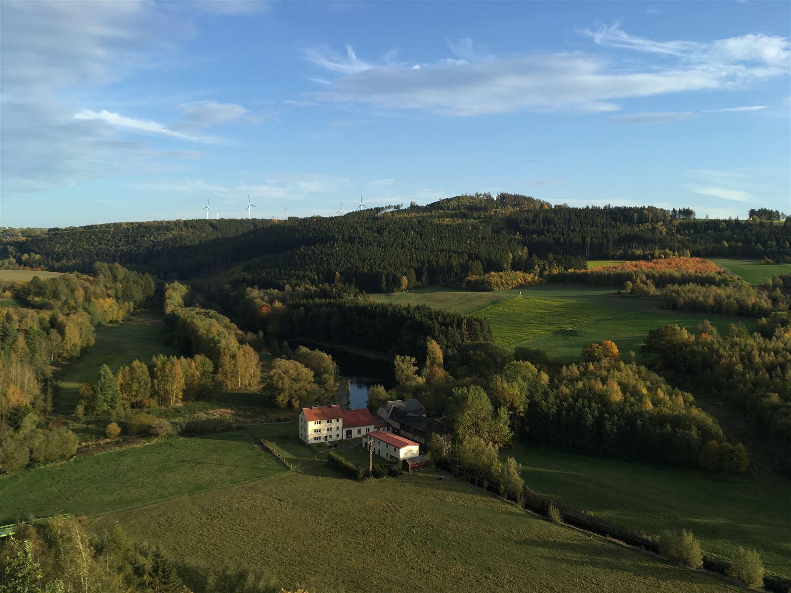 Saaletal in Thüringen - Wanderung