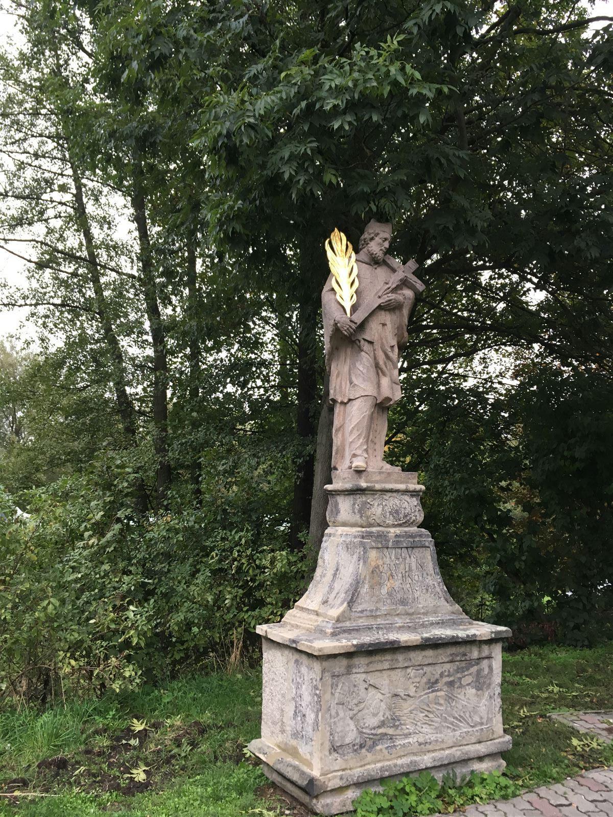 Statue des Nepomuk
