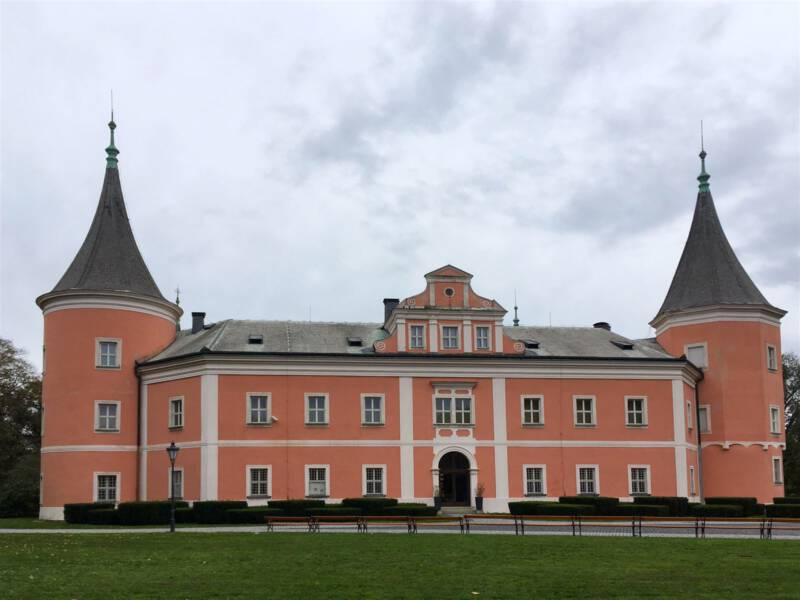 Sokolov – ein Stadtrundgang