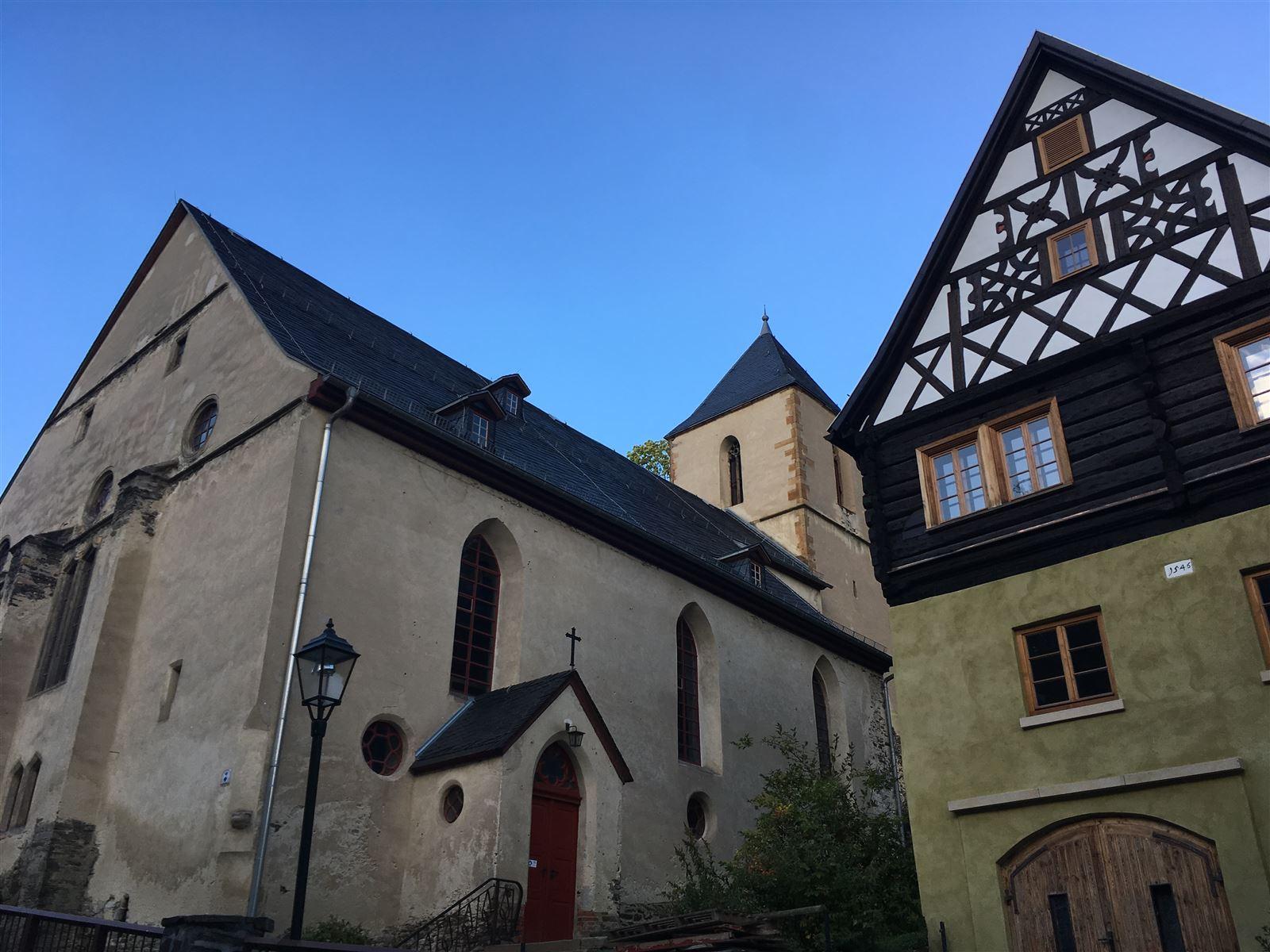 Kirche Ziegenrück