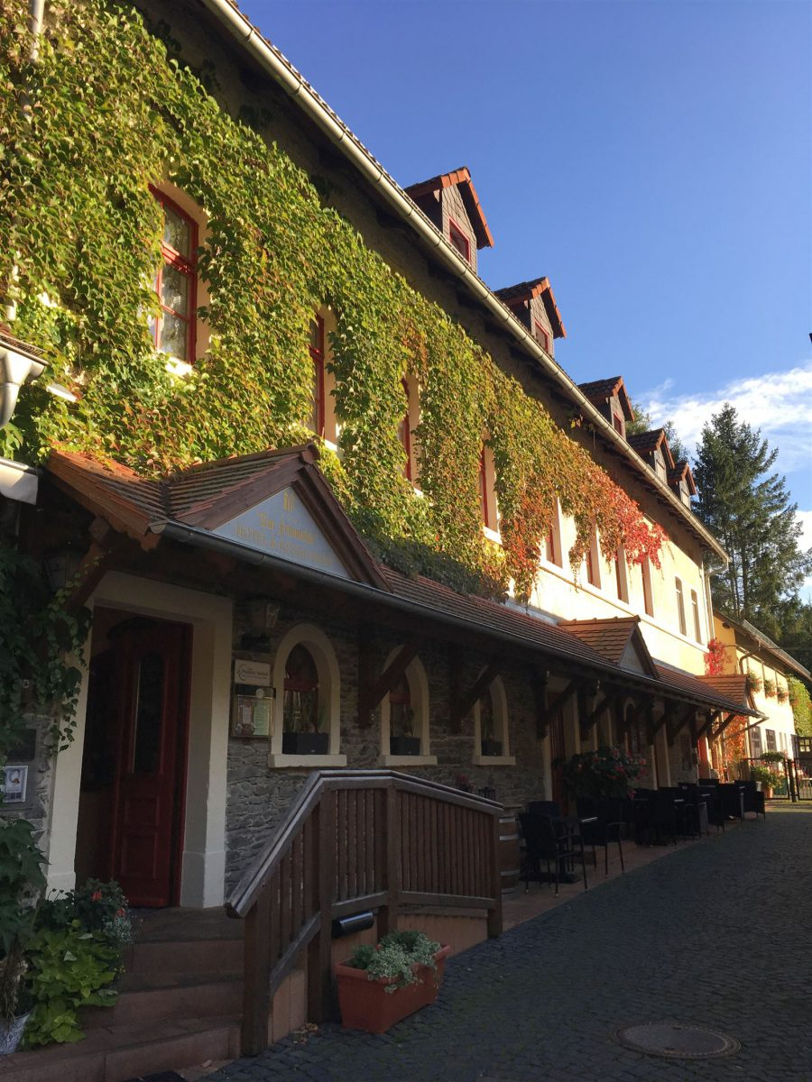 Hotel und Gaststätte Fernmühle in Ziegenrück