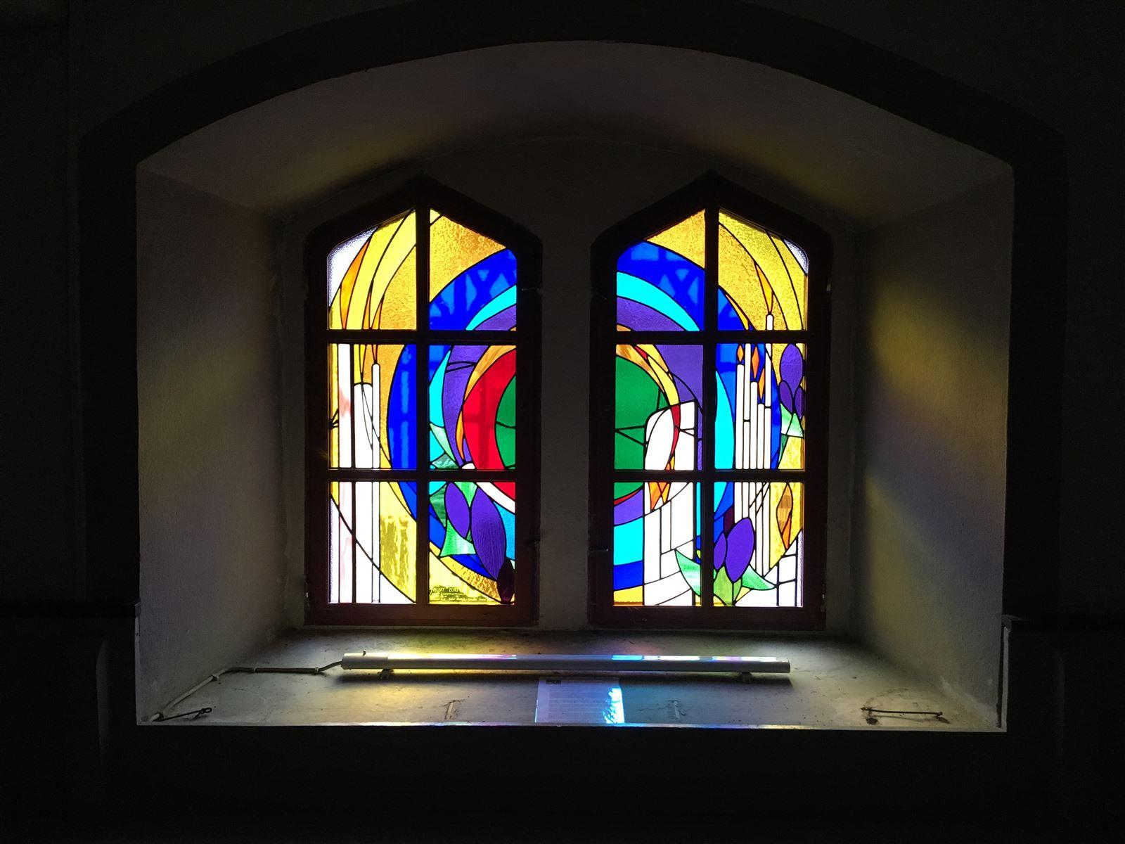 Kirchenfenster Ziegenrück