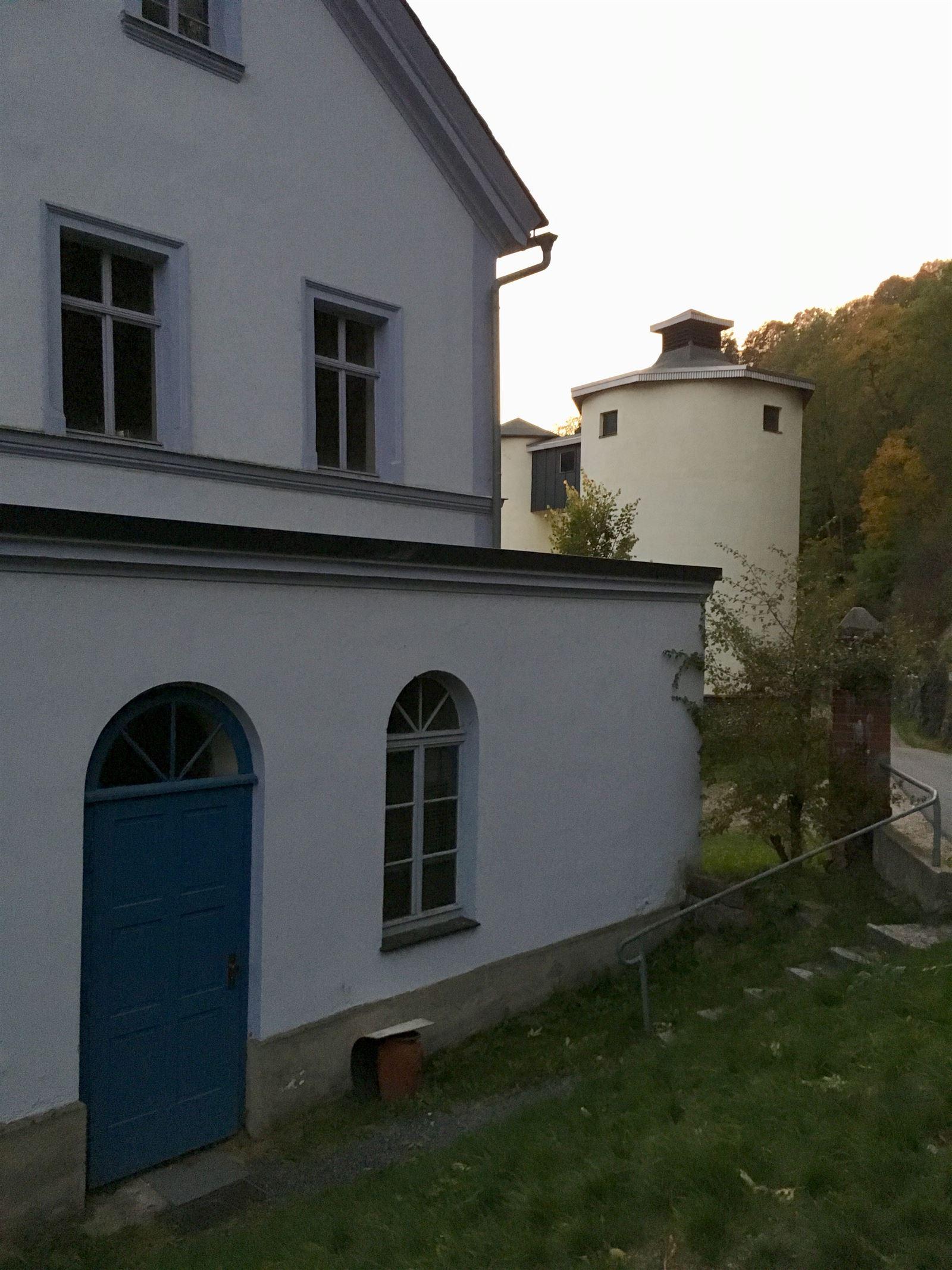 Papierfabrik Blankenberg