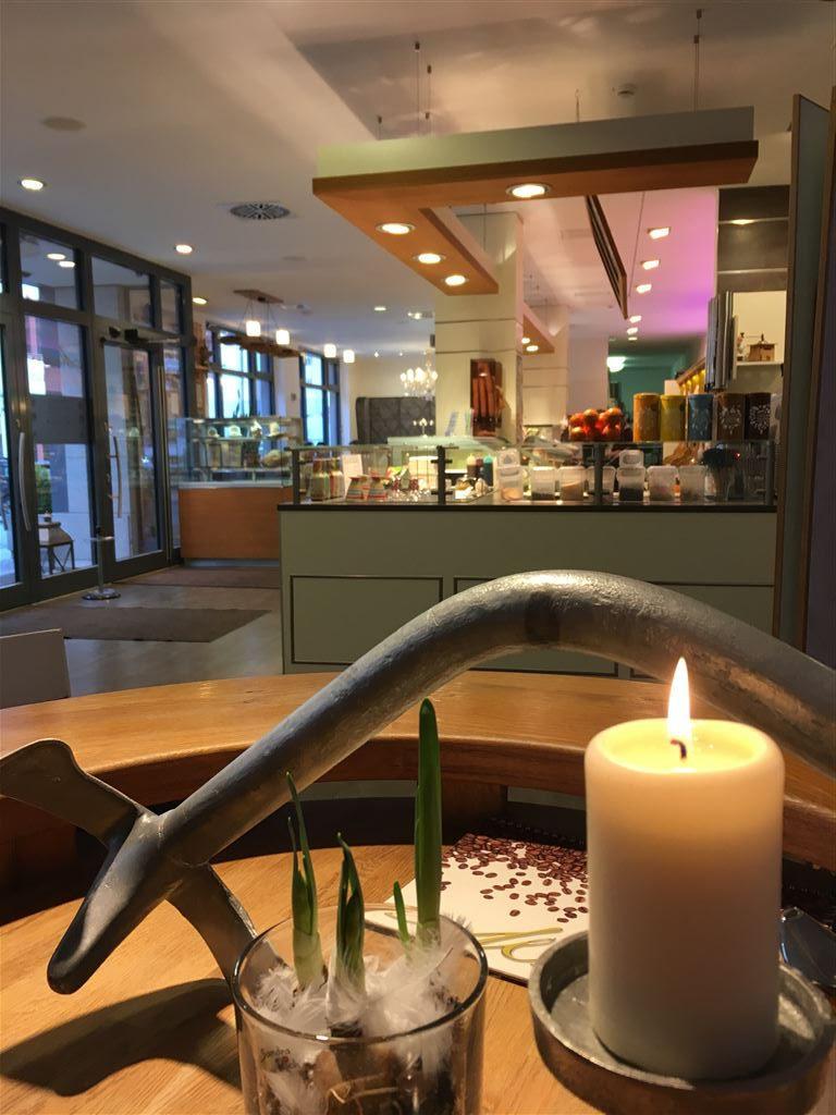 Kaffeehaus und Bäckerei Müller in Plauen