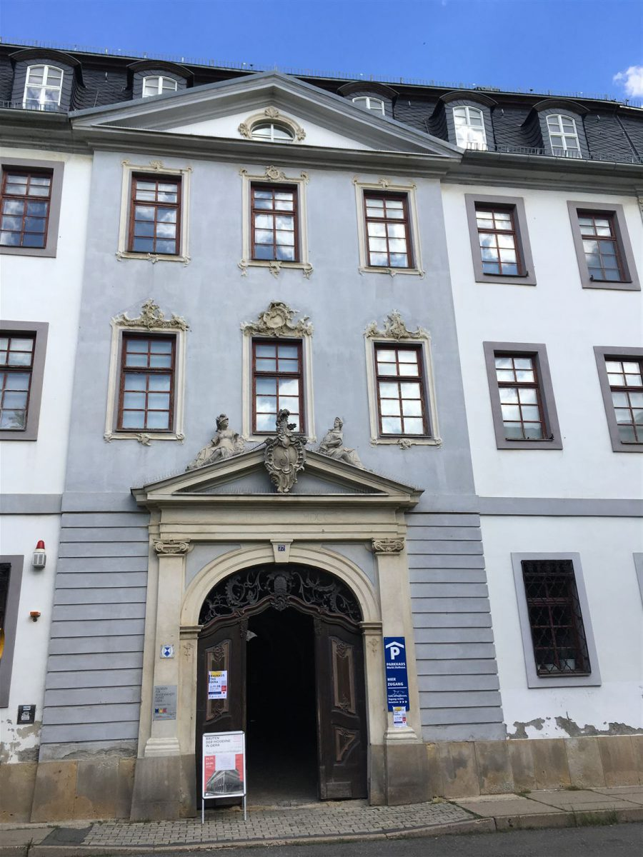 MAK Gera / Thüringen im Ferberschen Haus