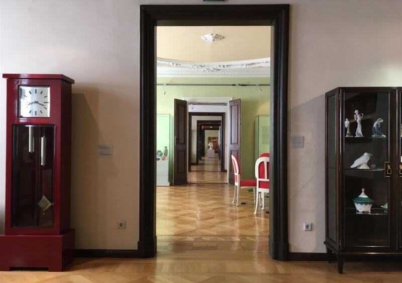 Das Museum für angewandte Kunst in Gera