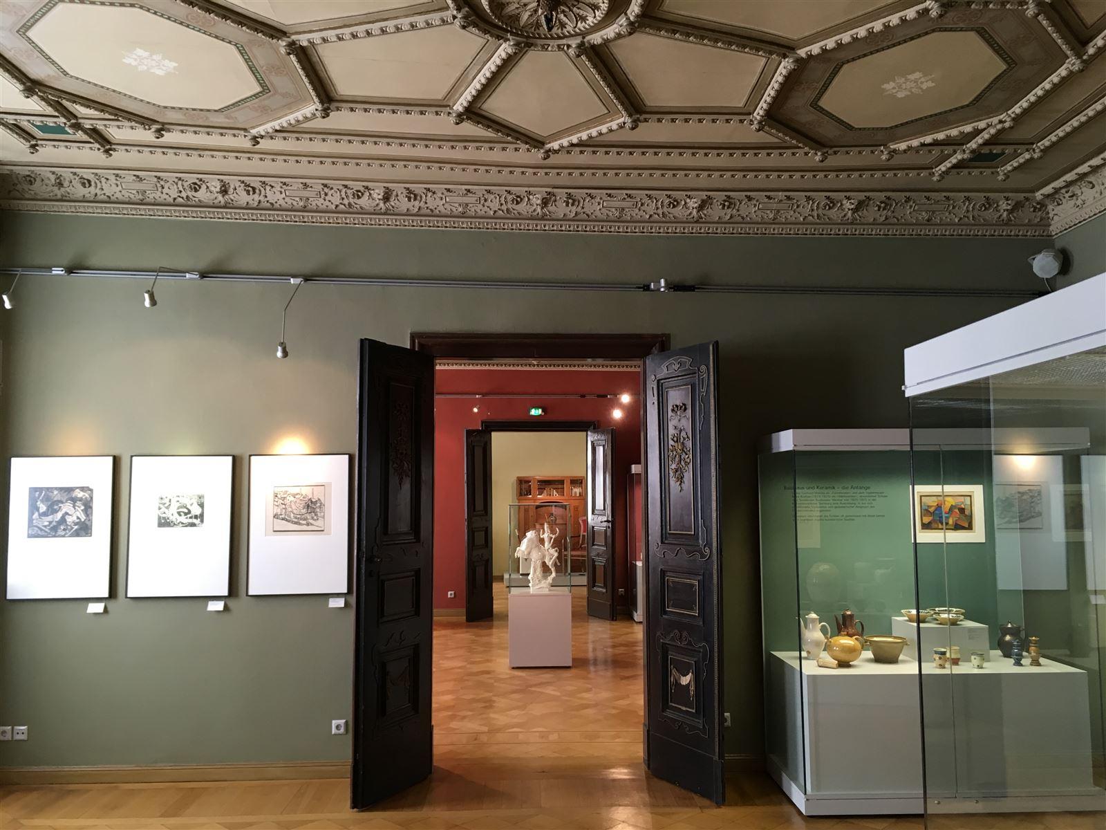 MAK - Museum für angewandte Kunst in Gera / Thüringen