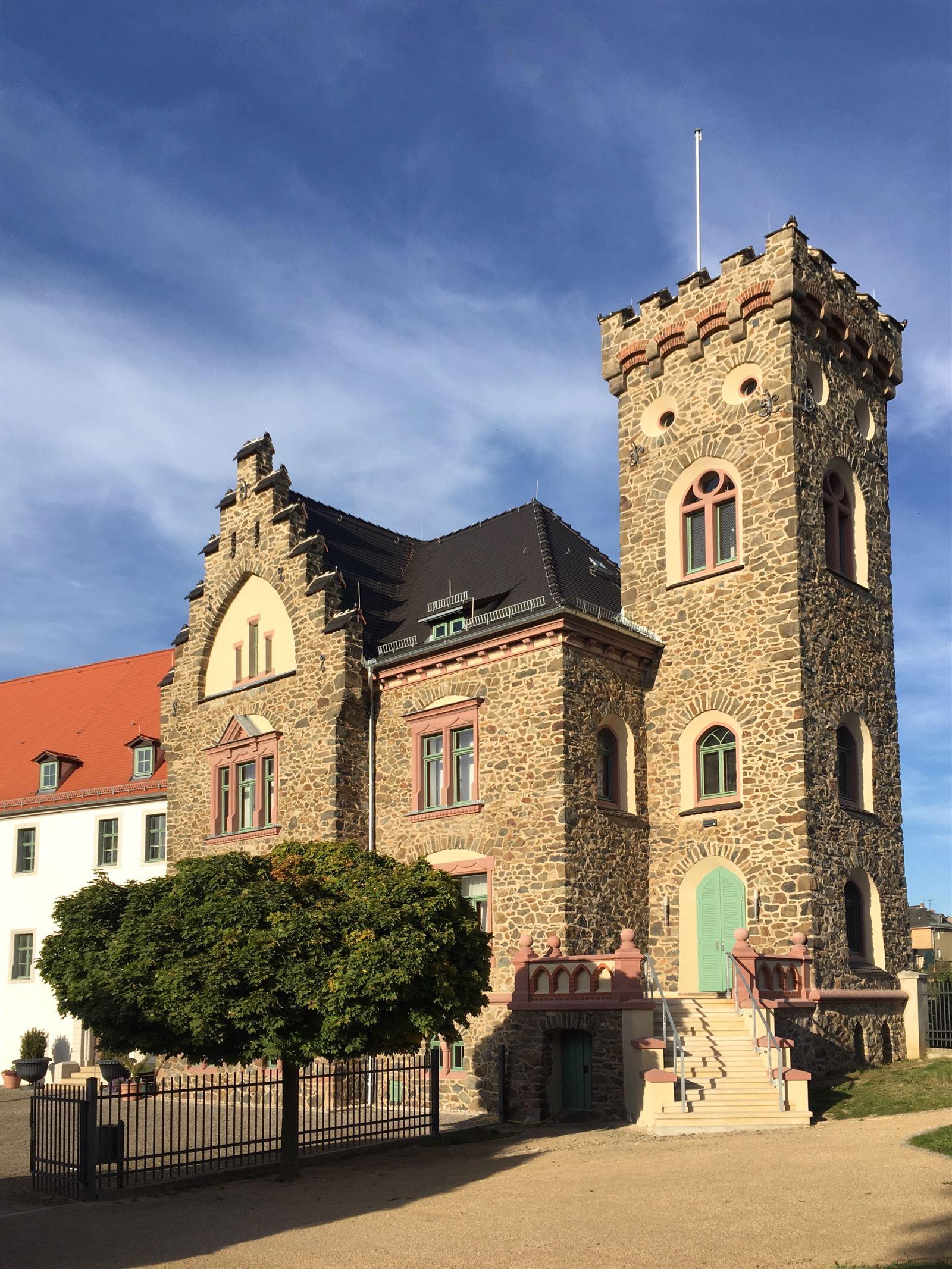 Schloss Ronneburg in Thüringen