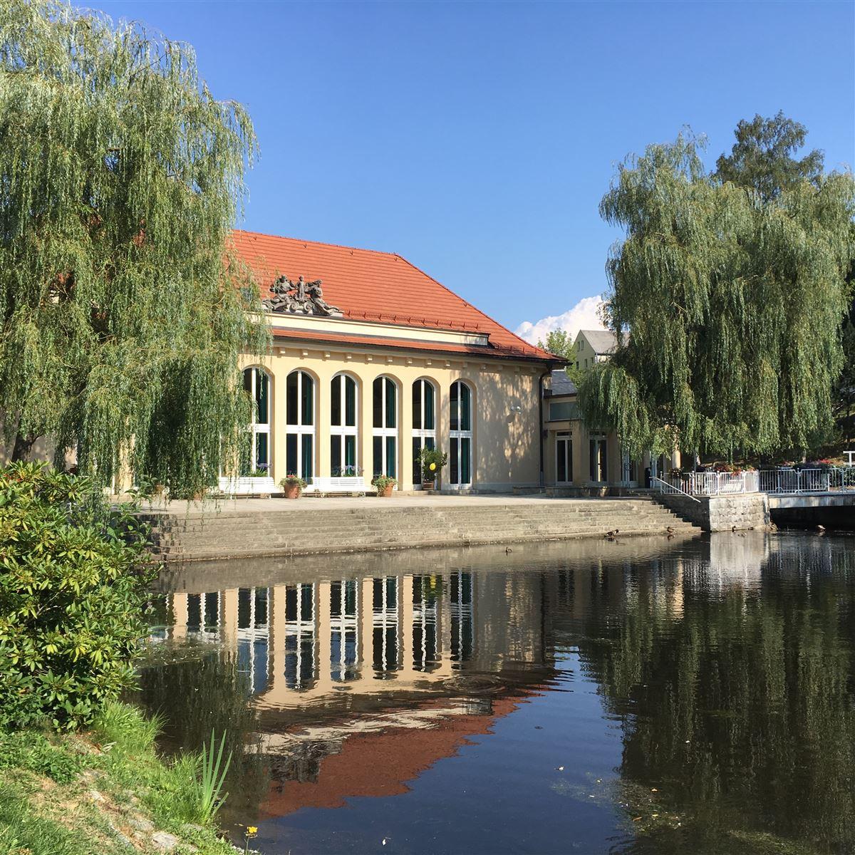 Kurpark Bad Brambach